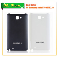 Original Replacement Note Back Cover Battery Door for Samsung Galaxy Note N7000 I9220 WHITE BLACK Free shiping