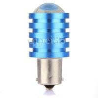 2X 1156 BA15S 7W Cree Q5 Pure White Car Wedge LED Reverse Light Lamp Bulb 12V