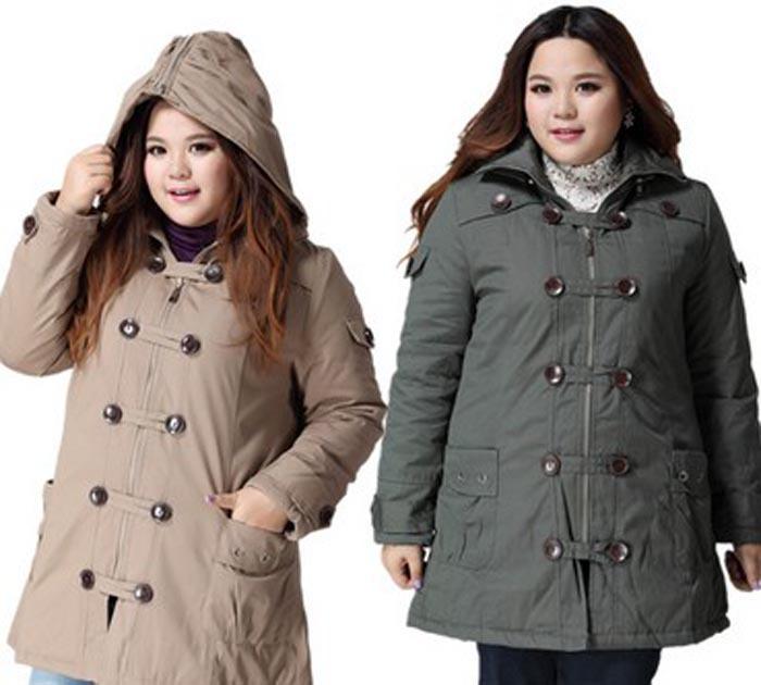 Plus Size Women Winter Fashion Fat Women Plus Size Autumn