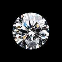Genuine Moissanite Wholesale CHARLES&COLVARD Test as real 2.7 ct 9.0mm Round Brilliant Cut Clarity VV1 Loose Stone Moissanite