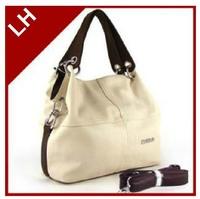New Arrived casual popular handbag leather shoulder bag fashion office bag free shipping