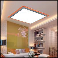 435mm 85-265v 23W Modern brief fashion led ceiling light foyer lamps bedroom lamp restaurant lighting
