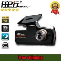 [Rexing Brand ] Original car dvr recorder , full hd 1920*720p, 140 - degree wide Angle, night vision, free shipping