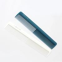 2pcs/lot Professional  Antistatic Plastic hair salon combs High Temperature resistant