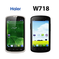 "2013 New Original 4"" Haier W718 Waterproof Dustproof IP67 Dual SIM 3G Smartphone GPS Wifi Unlocked#49861"