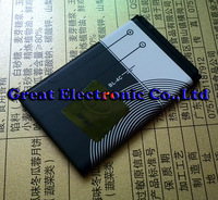 BP-6M BP6M lithium replacement cellphone battery for nokia 6233 6288 9300 N93 N73 N77,1070mah,rechargeable mobile phone battery