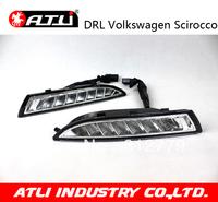 original type Replacement waterproof Daytime Running  Light  LED DRL for Volkswagen SCIROCCO