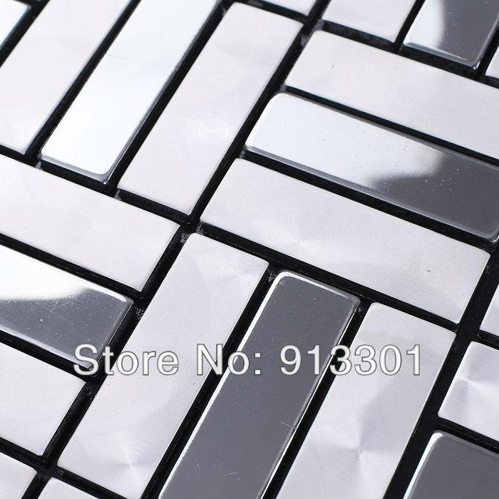 온라인 구매 도매 금속 데코 타일 중국에서 금속 데코 타일 ...
