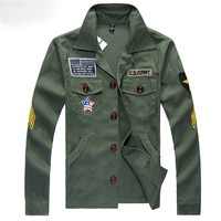 2013 Free shipping New military green suits for men Jacket men outdoor hunting camping waterproof jacket sports jacket