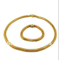 Fashion african jewelry set gold plated  jewelry set wholesale