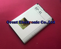 BP-4L BP4L 4L lithium cellphone battery pack rechargeable mobile phone battery for nokia E61i E90 E71 E63 N810 N97 mobile phone