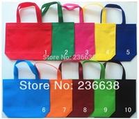 Free shipping-can be customized Women messenger bags,Non - woven bag fashion shopping bag Environmental protection bags 10 color