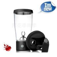 450ML Protein powder shake cup automatic jar baby milk powder mixer electric fruit juice milkshake cup,free shopping