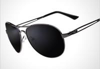 Free shipping News Design Fashion Men's Polarized Aviator Sunglasses Fishing Glasses Driving eyewear oculos de sol 0859