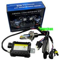 Motorcycle Xenon Kits H4 6000K 12V 35W Motor Bike Bi-xenon HID Conversion Kit