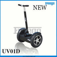 2013 New Products Freego Self Balanced Scooter Electric Kids Adult Touring Gold Cart E scooter UV01D Remote Control