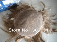 100% HAND TIED TOP QUALITY WHOLESALE PRICE toupee for women