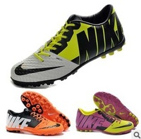 T5  second generation Football shoes Assassins training shoes Indoor male rivets Sports shoes  (XZ066)