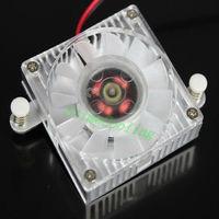 HOTSELL!!!10pcs/set Mute 2 pin 55mm 12V 0.1A  PC Computer Graphics Card VGA Video Card Cooling  Fan