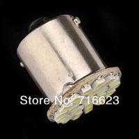 100pcs/lot 1156 Ba15s 3020 1206 22 SMD LED Car  backup reversing direction indicator direction indicator steering light Bulbs