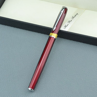 Free shipping red Model Number 6120 New HERO Pen school Fountain Pens Writing Supplies Pens