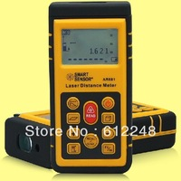 0.3 to 100m Measuring Range Digital Laser Distance Meter AR881,MOQ=1