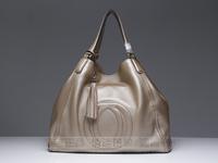 free shipping high quality imported genuine leather tote hand made soho tote soho handbag famous designer soho bag
