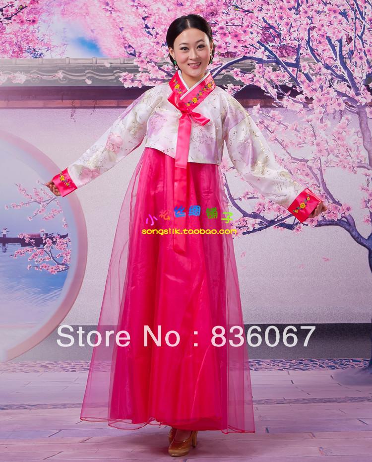 Корейская Национальная Одежда