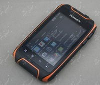 2013 new Hummer H1 popular brands of smart phones waterproof and drop phone 3.5""