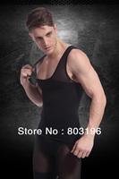 Wholesale 20Pcs/Lot New Style Men's Shaper Men's Split Shapewear Slimming Chest Muscle Abdomen Thigh Free Shipping
