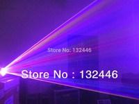 Free shipping 1w laser rgb full color 1w rgb laser Animation Laser Show DJ Light  DMX / ILDA signal