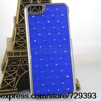 Rhinestone Diamond Crystal Bling Sky Star Hard Case Cover For iphone 5C