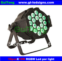 Low Prices Best-Seller Free Shipping Factory Direct Sales 18*10W 4 in 1 LED Par Light DMX DJ Equipment DJ Light