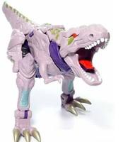 Tyrannosaurus Rex PVC action figures dragon robots Megatron Leader Decepticon low price toys for boys 16CM in box