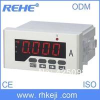 digital  Ssingle phase  AC ampere meter panel electronics power meter