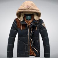 2014 New 90% White Duck Down Winter New Thick Warm Down Jacket winter jacket men M, L, XL, XXL, XXXL