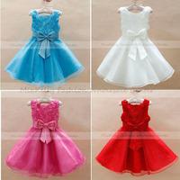 2013 Fashion children cute dresses girls princess,tutu ballet dress infant,little girl wedding dress baby girl dresses 0-4 years