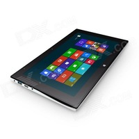 Livefan F2 11.6 Inch IPS Intel i5 Windows 8 Tablet PC w/ 4GB RAM / 64GB SSD - White + Black