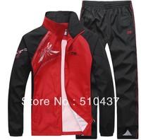 New Brand Men's Sports Suit,Sport Suit Men,Men's Sportswear Jacket+Pants,Men's Tracksuit,Size L-XXXXL 4 Colour