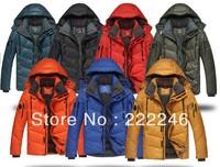free shipping/ 2013 Winter New fashion men's down coat/best quality mens winter coat/men's down jacket S M L XL ,298