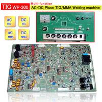 ZUEP ac dc pluse  TIG WP 300 transformer PCB control board  For  300WP5 Thyristor Argon arc welding machine