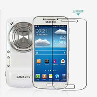 Free Shipping Samsung GALAXY S4 Zoom Screen Protector Anti scratch C101 Ultra clear protective film Anti fingerprint HD EC1448