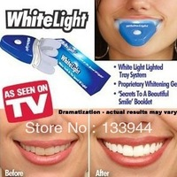 4pcs/set Personal Dental Care White Light Teeth Whitening Equipment LED tooth Whiten Kit Product  As Seen On TV Free Shiping