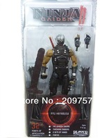 NECA Ninja Gaiden II Ryu Hayabusa Player Select 7'' Figure New IN Box