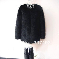Han Edition Qiu Dong With Ladies Wool-like Fur Coat Maomao Fox Fur Coat Coat Of Fur Coats