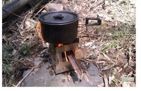 Camping stoves /portable green wood stove /furnace burner picnic cookers for a picnic