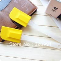 Free Shipping High  Silicone spoon spatula silicone  cake tools  Butter spreader