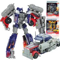 NEW  GIFT original box Optimus Prime Megatron Bumblebee Ironhide Starscream Skyhammer Action Figures transformation Robots  toy