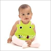 Free shipping kids bibs cute cartoon 30 desins silicone baby bibs fashion