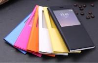 xiaomi mi3 smart leather case for Xiaomi Mi3 Quad core 2GBRam 3G quadcore phone 5.0 Inch IPS Retina Glass13MP 3050mah